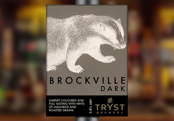 Brockville Dark by Tryst Brewery