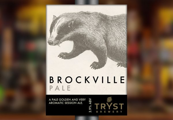 Brockville Pale by Tryst Brewery