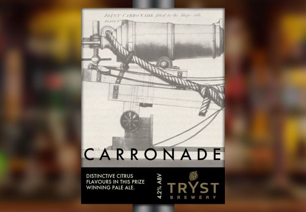 Carronade by Tryst Brewery