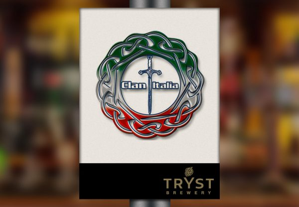 Clan Italia by Tryst Brewery
