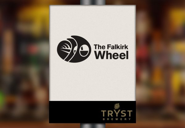 Falkirk Wheel by Tryst Brewery