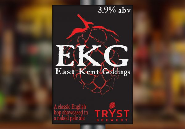 EKG by Tryst Brewery