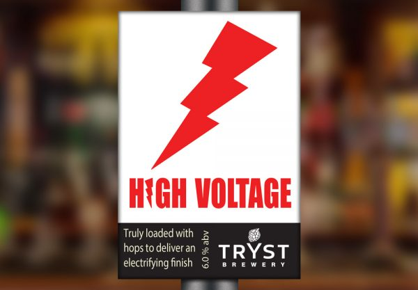 High Voltage by Tryst Brewery